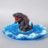 LIULL Godzilla Caractère Animé Modèle King of The Monsters Q Version Dinosaur Jouets pour Enfants