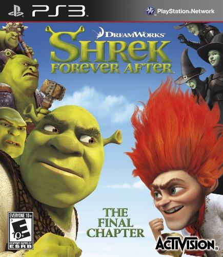Shrek Forever After(輸入版:北米・アジア)