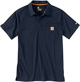 Men's Force Cotton Delmont Pocket Polo (Regular and Big &...