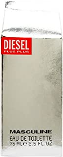 DIESEL PLUS PLUS by Diesel EDT SPRAY 2.5 OZ Masculine