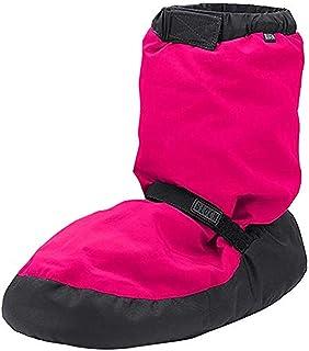 Bloch Warm Up Bootie, Chaussures de Ballet Fille