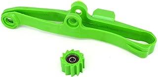 JFG RACING Motorcycle Chain Slider Swingarm Guide Lower Roller For Kawasaki KXF250 KXF450 2009-2016