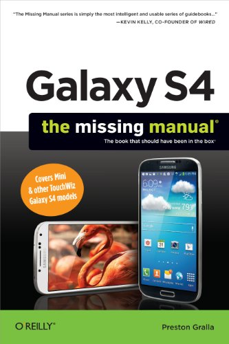 Galaxy S4: The Missing Manual (Missing Manuals) (English Edition)