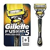 Gillette Fusion 5 ProShield Rasierer Herren mit Trimmerklinge für Präzision und Gleitbeschichtung,...