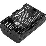 Ansmann 1400-0000 - A-Can LPE6 Li-Ion, batería 7,4V/1400mAh para cámara digital de fotos Canon