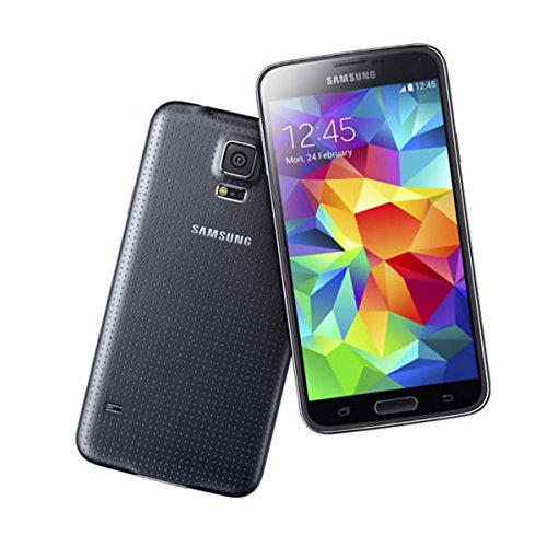 Samsung Galaxy S5 5.1' G900V 16GB Verizon Cell Phone Android (Renewed) (Black)