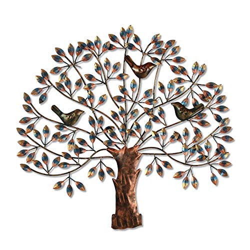 36 Off On Collectible India Metal Wall Hanging Art Sculpture 29 X 28 Inch Multicolour On Amazon Paisawapas Com