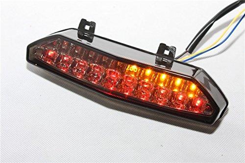 kawasaki zx6r led lights - 1