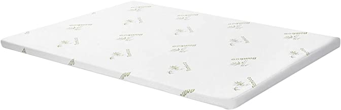 Luxdream 6m Memory Foam Mattress Topper Queen Size with 7 Zone Texture