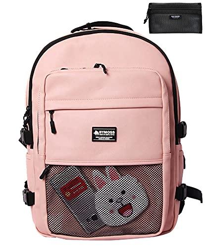 [バイモス]BYMOSS マキシマム リュック 9シリーズ(Maximum Backpack 9Series) (ピンク) [並行輸入品]