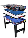 IFOYO Multi Function Combo Game Table, Steady 4 in 1 Pool Table for...