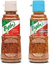 Tajin Seasoning Regular and Low Sodium Bundle (5 oz each)