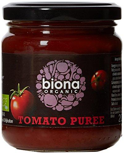 Biona Organic Tomato Puree, 200g