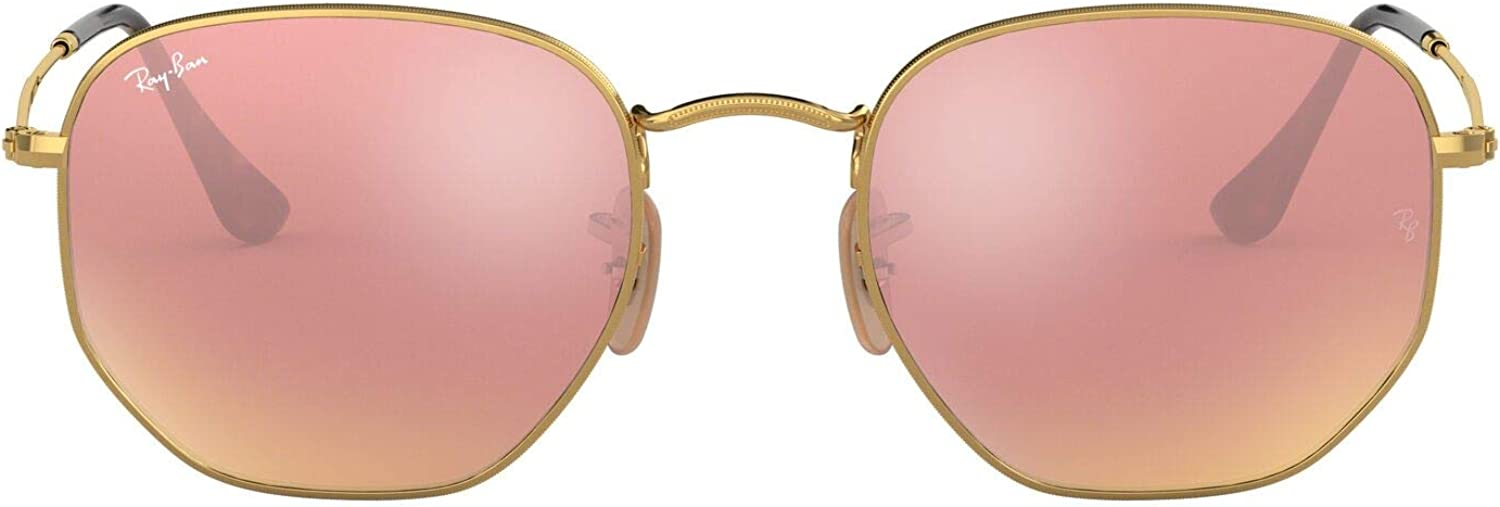 Ray-Ban RB 3548-N 001/Z2 - Lunettes de soleil mixte Or (Gold)