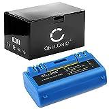 CELLONIC® Batteria Premium (14.4V, 3600mAh, NiMH) Compatibile con iRobot Scooba 390, 330, 340, 5800, 5900, 5910, 5930, 5940, 6000-14904 Batterie di Ricambio, accu Sostituzione Strumento, sostituto