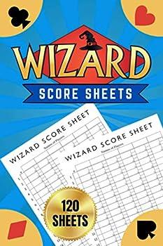 Best wizard score sheet Reviews