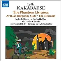 Phantom Listeners / Mermaid by LYDIA KAKABADSE (2011-05-31)