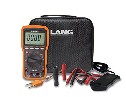 Lang Tools 13804 Cat IV TRMS Digital Multimeter