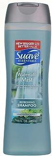 Suave Essentials Refreshing Shampoo Waterfall Mist - 15 oz