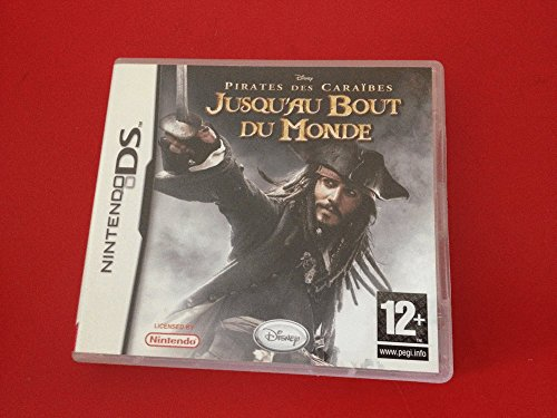 Pirates Of The Caribbean: At World's End (Nintendo DS) [import anglais]