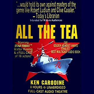 All the Tea audiobook cover art