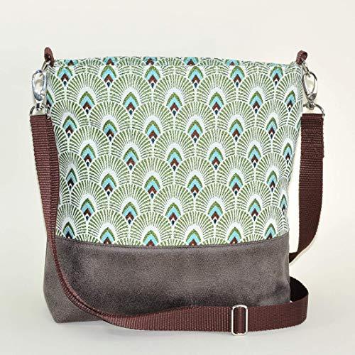 Stylische Handtasche im einzigartigen Design für Frauen - handmade