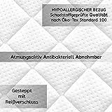 Stillerbursch Kindermatratze Babymatratze Jugendmatratze 140 x 70 x 10 cm - 4