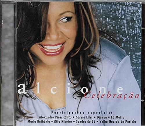 Alcione - Cd Celebração - 1998