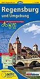 Buchcover Regionalkarte Regensburg
