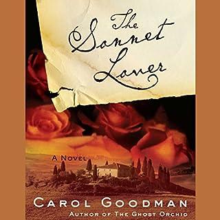 The Sonnet Lover audiobook cover art