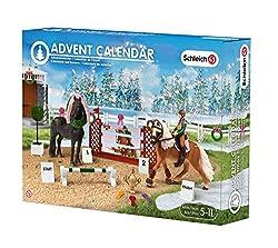 Adventskalender Pferde