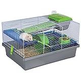 Rosewood Options Cage pour Hamster Home Pico Argentée