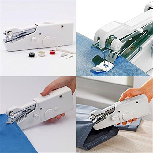 5. As Seen On Tv Handy Stitch Handheld Sewing Machine