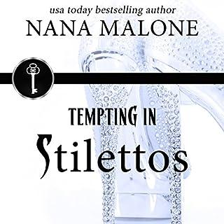 Tempting in Stilettos audiobook cover art