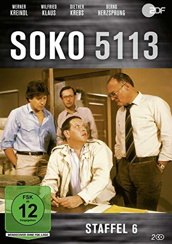 SOKO 5113 - Staffel 6 ( DVD)