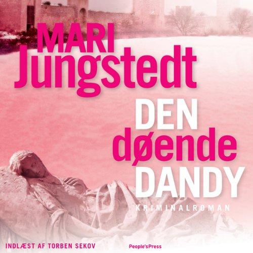 Den døende dandy audiobook cover art