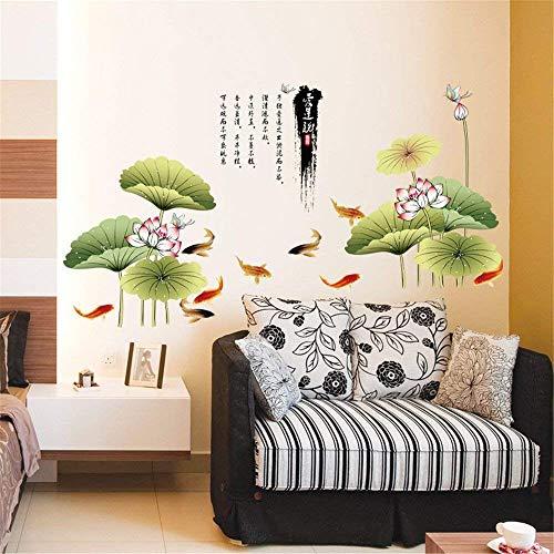 mural Self-Adhesive Hintergrund Wand, können Sie Fan Elster Phillips Wohnzimmer Schlafzimmer TV Wand Warm Decor Selbstklebende Wand-Malerei, dekorative Wasserdichte Aufkleber entfernen,Übergroßer kla