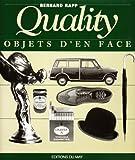 Quality - Objets d'en face