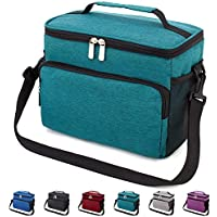 Elvira Leakproof Reusable Insulated Durable Cooler Lunch Bag