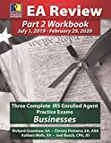 Image of PassKey Learning Systems EA Review Part 2 Workbook: Three Complete IRS Enrolled Agent Practice Exams for Businesses: July 1, 2019-February 29, 2020 Testing Cycle