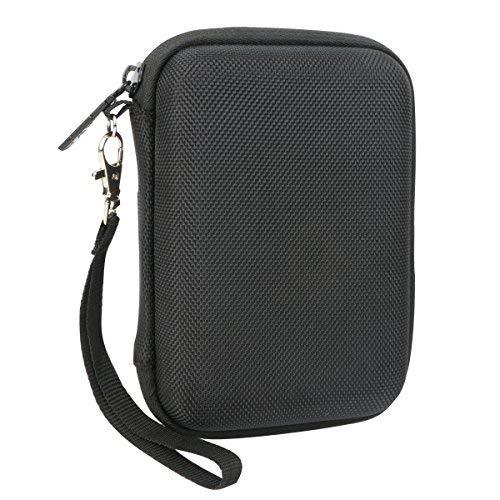 Khanka Hart Tasche Hülle Für Fujifilm Share SP-2 WiFi Mobiler Drucker Etui Case.(Nur Tasche)