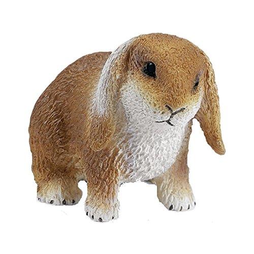 Schleich 14415 - Farm, dwerg ram - een konijn Holland Lop