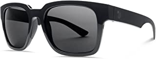 Electric Visual Zombie S Gloss Black/OHM Polarized Grey Sunglasses