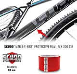3M Adhesive Tape Protection for Bike Frame, 5 cmx 3mt