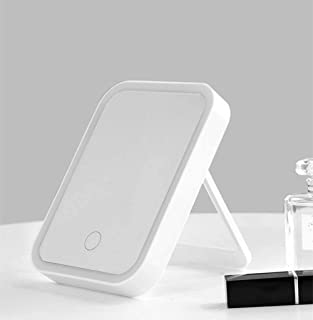 Makeup Mirror Vanity Mirror with Lights,3 Color Lighting, LED Lighted with Touch Screen, Portable LED Makeup Mirror, Good ...