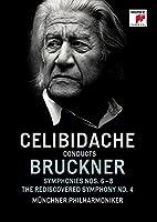 Sergiu Celibidache Conducts Bruckner [3DVD+2CD] [Import]