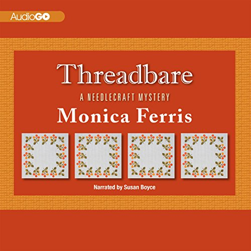 Threadbare audiobook cover art