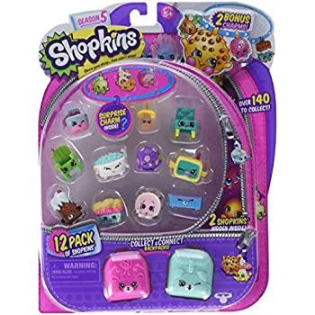 Shopkins Season 5 12 Pack Case of 6 Bundle (6 | Shopkin.Toys - Image 1