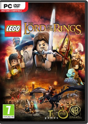 [UK-Import]Lego Lord Of The Rings Game PC
