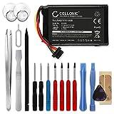 CELLONIC Batterie Compatible avec Tomtom 4FL50 4FL60 Go 5000 Go 5100 Go 6000 Go 6100...
